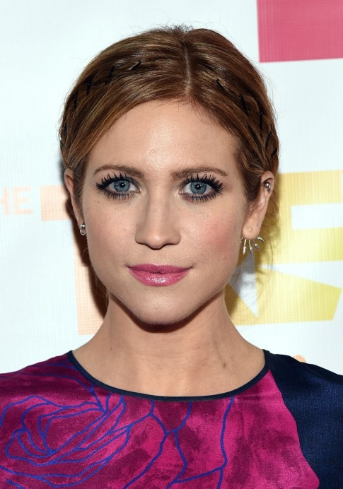 Brittany Snow Attend The Trevorlive The Trevor Project Event In Los Angeles Tv