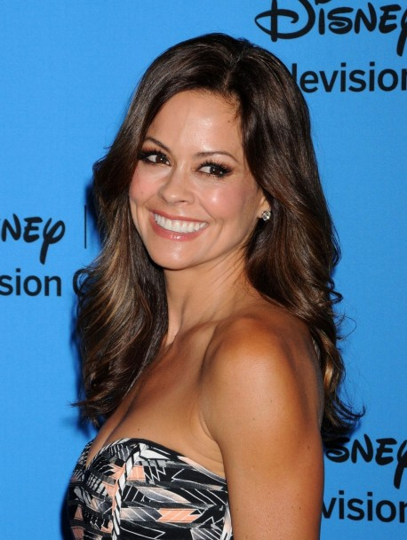 Brooke Burke At Disney And Abc Tca Party In Beverly Hills