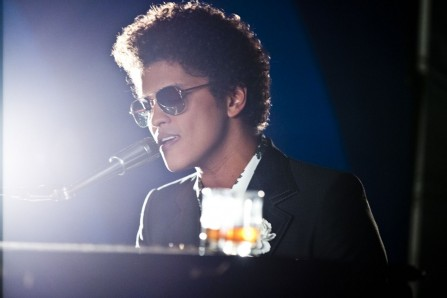 Bruno Mars When Was Your Man Hot