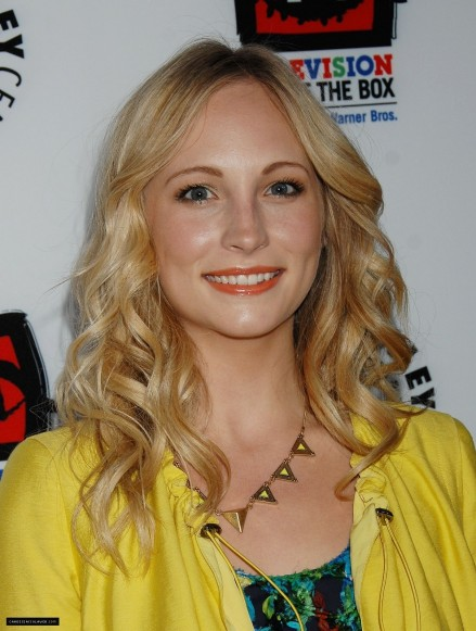 Hq Candice At The Opening Of Television Out Of The Box Candice Accola Tv