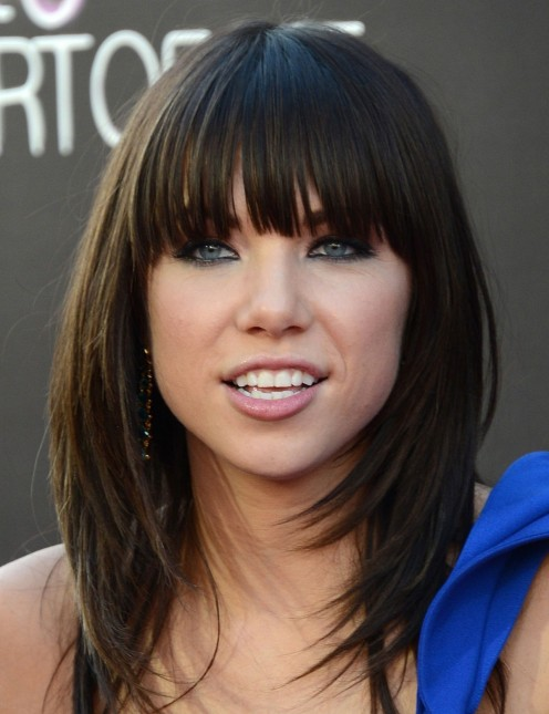 Carly Rae Jepsen At Katy Perry Part Of Me Premiere In Los Angeles Bikini