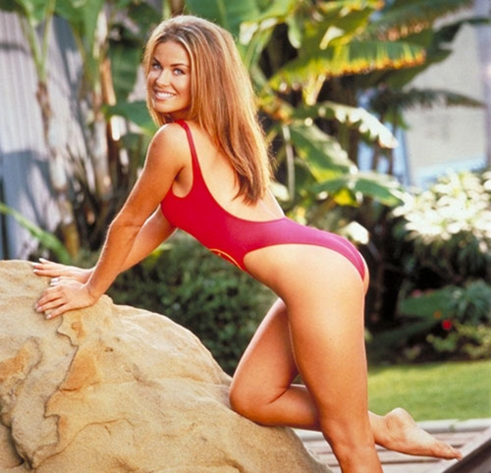 Carmen Electra Baywatch Body