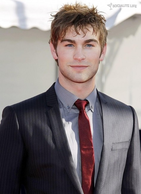 Chace Crawford Hair Styles