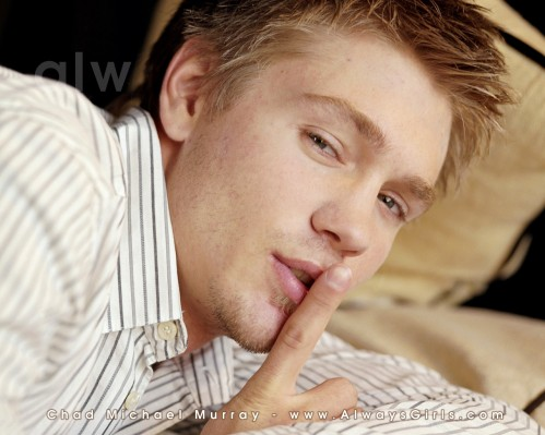 Chad Michael Murray With Style Wallpaper