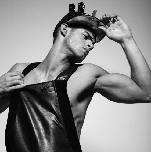 Chad White Joseph Sinclair Homotography Exclusive