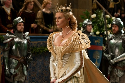 Snow White Huntsman Movie Image Charlize Theron Snow White