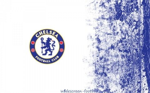 Chelsea Fc Blue And White Wallpaper