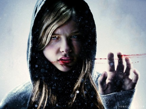 Chloe Moretz Let Me In Movie Movies
