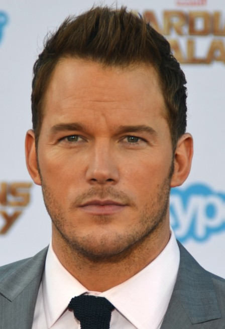 Chris Pratt Guardians Of The Galaxy Premiere July Cropped