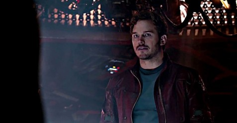 Chris Pratt In Guardians Of The Galaxy Movie Guardians Of The Galaxy