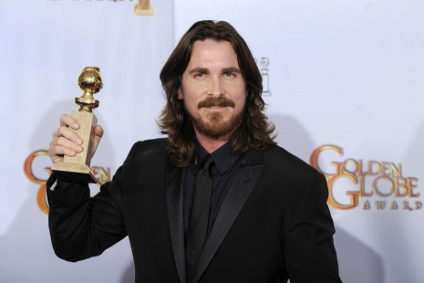 Best Supporting Actor Christian Bale The Fighter
