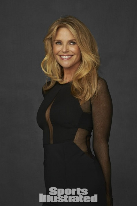 Christie Brinkley Si Swimsuit Legends
