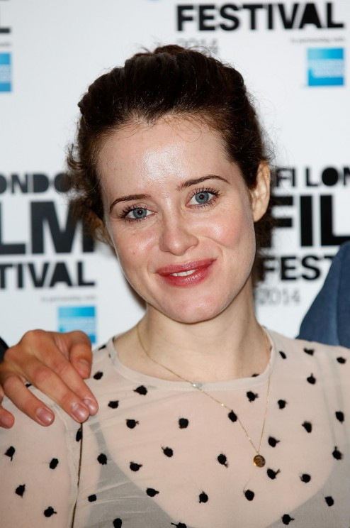 Claire Foy At Event Of Rosewater Large Picture