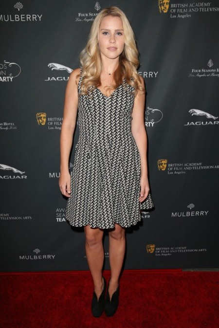 Claire Holt At Bafta La Awards In Beverly Hills