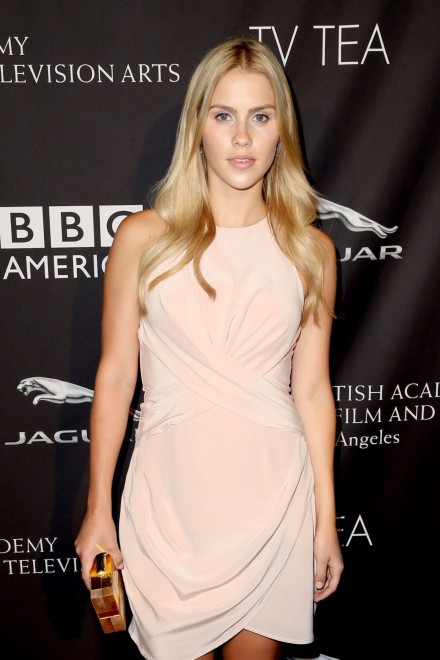 Claire Holt At Bafta Los Angeles Tv Tea In Beverly Hills Tv