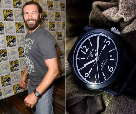 Vikings Rollo Clive Standen Pinion Watch