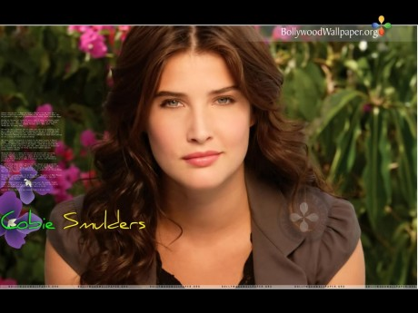 Cobie Smulders Wallpaper Fashion