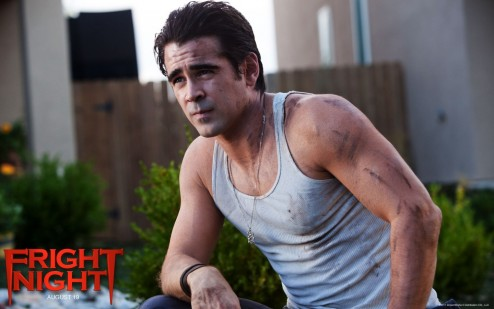 Colin Farrell In Fright Night Wallpaper Fright Night
