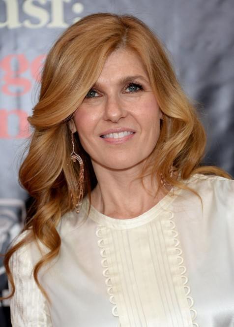 Connie Britton At August Osage County Nyc Premiere