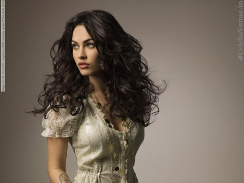Megan Fox For Cosmogirl Magazine Issue By James White Wallpaper