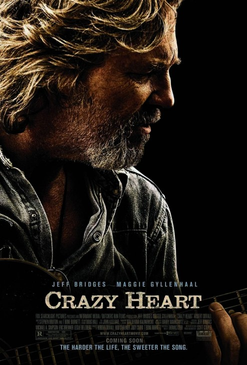 Crazy Heart Poster Poster