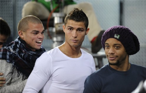 Pepe Marcelo Ronaldo Real Madrid Fashion Style Fashion