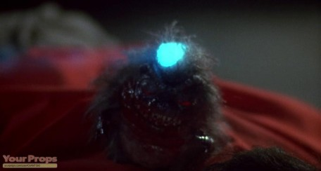 Critters Hero Adult Scalped Bald Crite Ball Movie