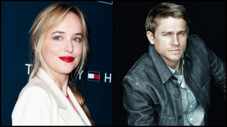 Dakota Johnson Charlie Hunnam Movies
