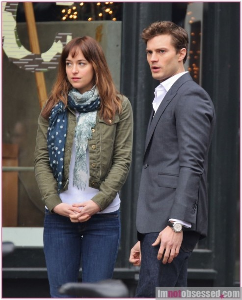 Dakota Johnson Jamie Dornan Films