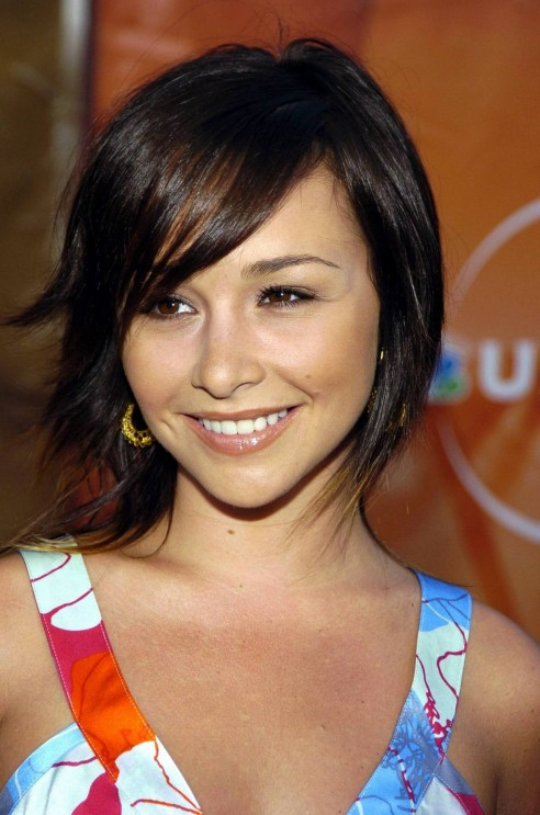 Nbc All Star Party Danielle Harris Wallpaper