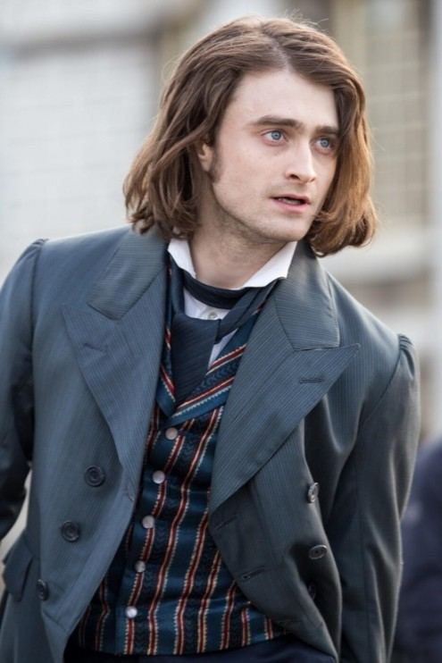 Daniel Radcliffe New Dress Fashion