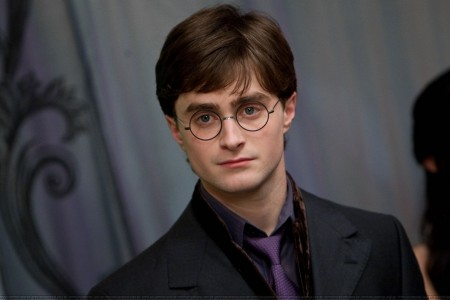 Deathly Hallows Daniel Radcliffe