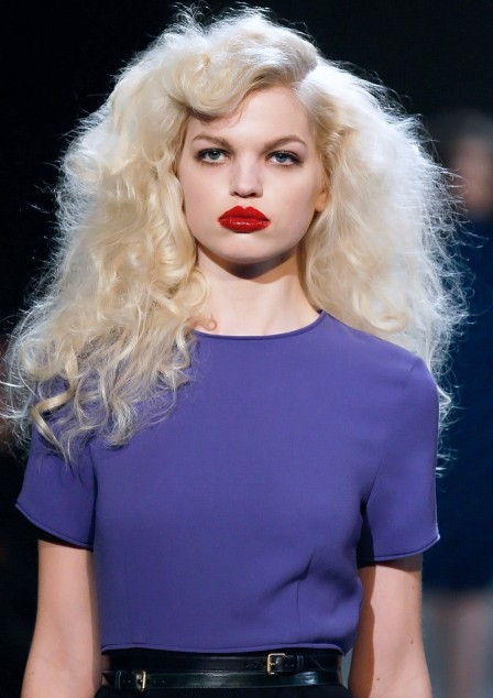 Daphne Groeneveld At Marc By Marc Jacobs Fall