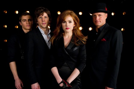 Now You See Me Dave Franco Jesse Eisenberg Isla Fisher And Woody Harrelson