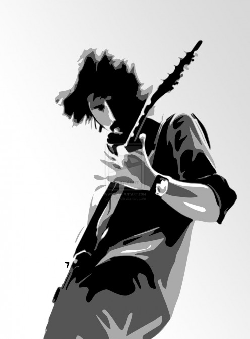 Dave Grohl Animated Wallpaper By Svally Other Wallpaper