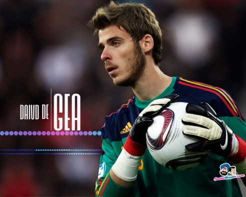 Sport David De Gea Hd Wallpaper