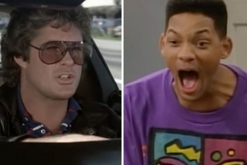 David Hasselhoff Sings The Fresh Prince Of Bel Air Theme Video Matthijs Vlot