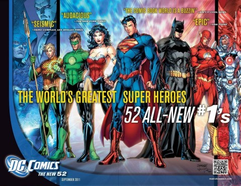 Dc New Poster