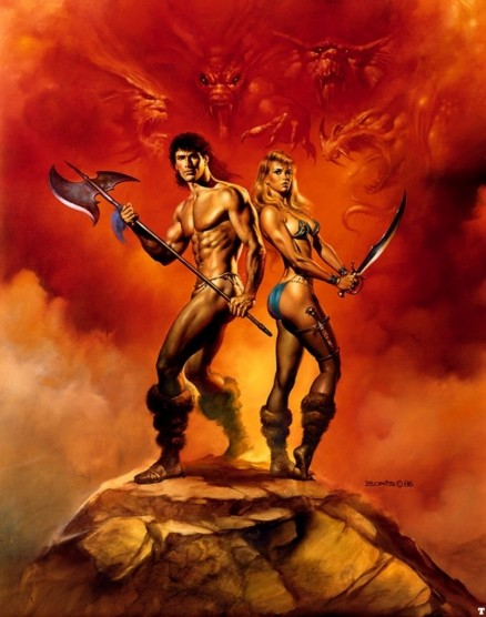 Deathstalker Big Movie