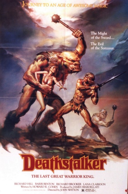 Deathstalker Xs Movie