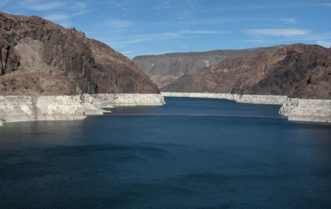 Lake Mead Source Unknown Hoover Dam