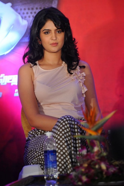Deeksha Seth Latest Photos Rebel Trailer Launch Movies List
