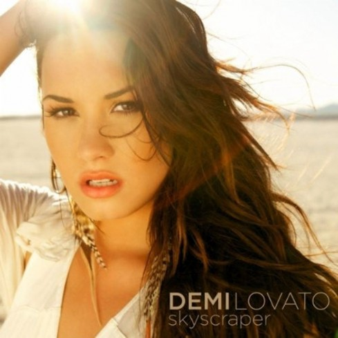 Demi Lovato Skyscraper Cd Single Frontal Music