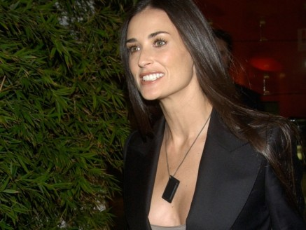 Demi Moore Hot Wallpapers Sexy