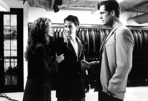 Still Of Julia Roberts Rupert Everett And Dermot Mulroney In My Best Friends Wedding Large Picture My Best Friend Wedding