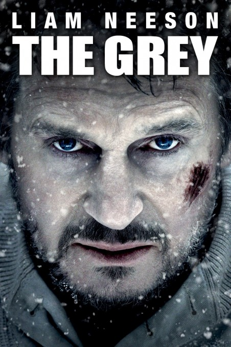 The Grey Poster Artwork Liam Neeson Frank Grillo Dermot Mulroney