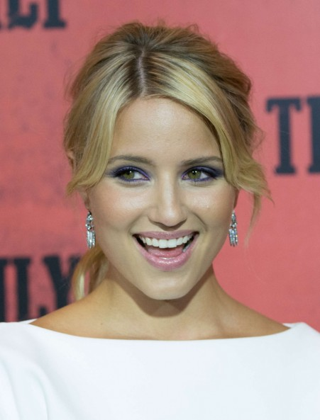 Dianna Agron At The Family Premiere In Ny