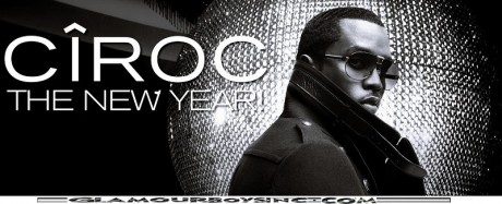 Sean Diddy Combs Ciroc The Art Of Celebration Glamour Boys Inc Ciroc