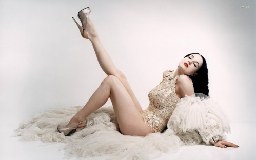 Dita Von Teese Celebrity Wallpaper Wallpaper