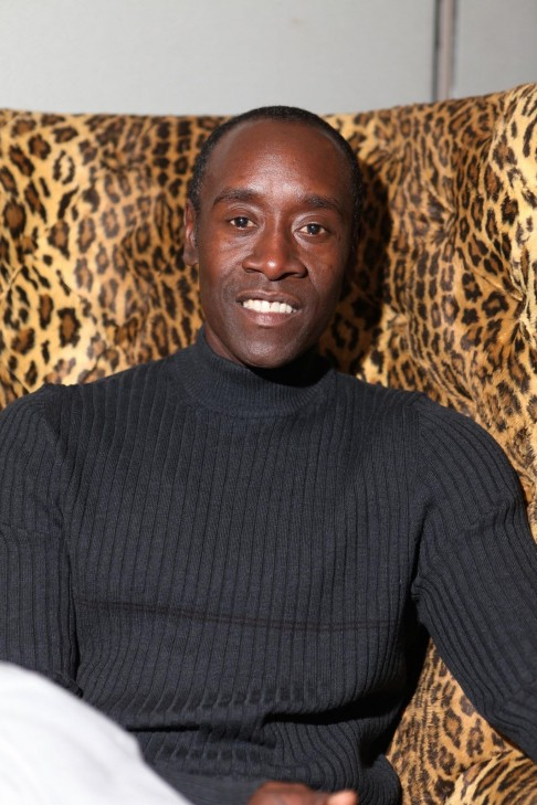 Don Cheadle At Event Of The Guard Large Picture